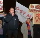 Oszlatás a Kossuth téren a pártfőtitkár miatt