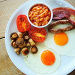 Az angol reggeli története