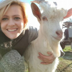 A színésznő esete a kecskével