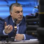 """Orbán: """"Én azért vagyok európai, mert magyar vagyok"""""""
