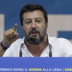 Salvini visszatért!