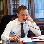 Szijjártó Péter helyretette a hazánkról hazudó német politikust