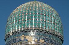 Szamarkand - Üzbegisztán