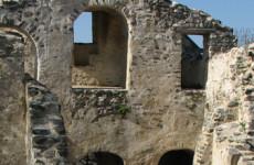 A szentbalázsi templomrom
