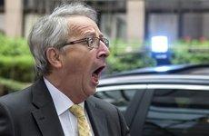 Juncker krumpliháborúja