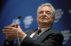 Ki tapsol Sorosért?