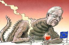 Juncker méregpohara