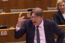 Verhofstadt nekiment a konzultációnak + VIDEÓ!!