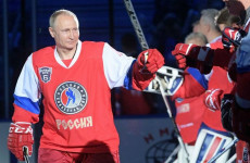 Putyin elindul az olimpián?
