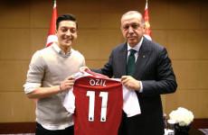 Özil, a török