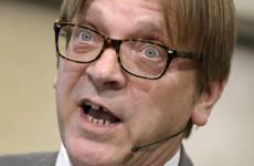 Verhofstadt a rémkirály újabb fenekedése