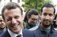 Macron szeretői