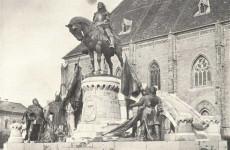Mátyás király esete történelemhamisítással