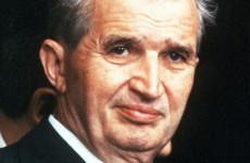 Ceausescu szelleme Romániában