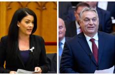 Orbán Viktor mattot adott Demeter Mártának