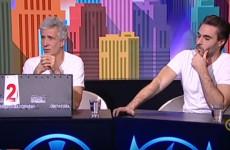 Jeszy és Apáti Bence eljátszotta Kunhalmi nagy visszapattanását (videó)