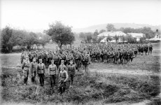 Több ezer magyar katona töltötte a karácsonyt hadifogságban 1918-ban