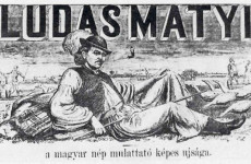 Ludas Matyi címlappal támad a ballibek zászlóshajója