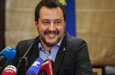 Salvini ismét keményen beszólt