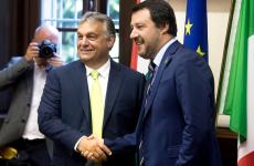 Salvini: őrültség lenne a Fidesz kizárása