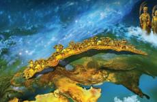 Ősi Magyarország - A Kárpát-medence és a Selyemút népeinek felemelkedése