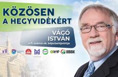 Ízlelgessék: Jobbik-támogatással indul Vágó István