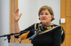 Szili Katalin nagyon határozottan kiállt a magyarság mellett