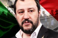 Salvini nem hagyja magát