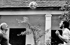 Eörsi István – labdarúgás (Orbán Viktorral)