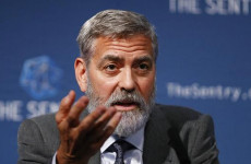 George Clooney titkos beszéde