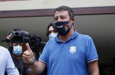 Matteo Salvini: Büszke vagyok, hogy megvédtem Európát!