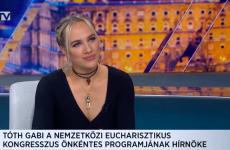 Tóth Gabi megdöbbentő interjúja! - Videó!
