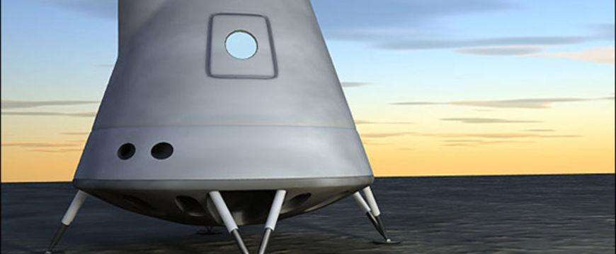 Bemutatták az új orosz űrhajó terveit