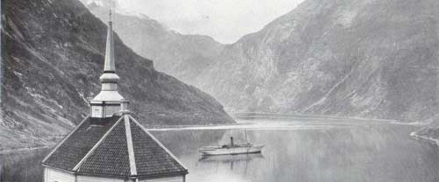 Norvégia - Geiranger -  Fjord
