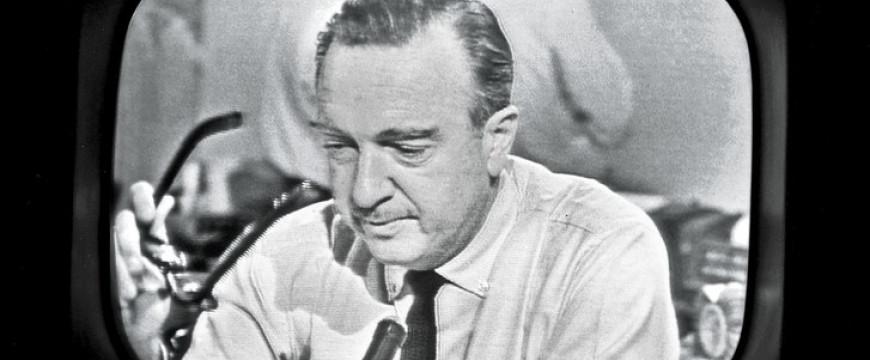 Elhunyt Walter Cronkite, Amerika hangja