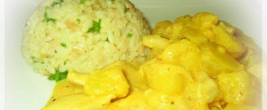 """""""Főzz az egészségedért"""" 2. recept - Hawaii csirkemell"""