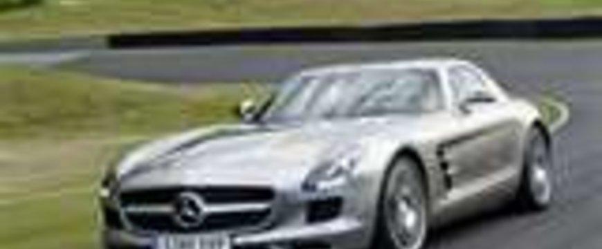 Mercedes-Benz SLS AMG F1 Safety Car - új szezon, új biztonsági autó