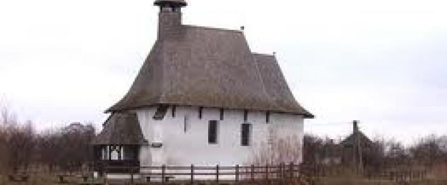 Csengersima román kori temploma