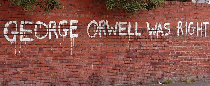 Összeesküvésből valóság lett - Életbe lépett Orwell 1984