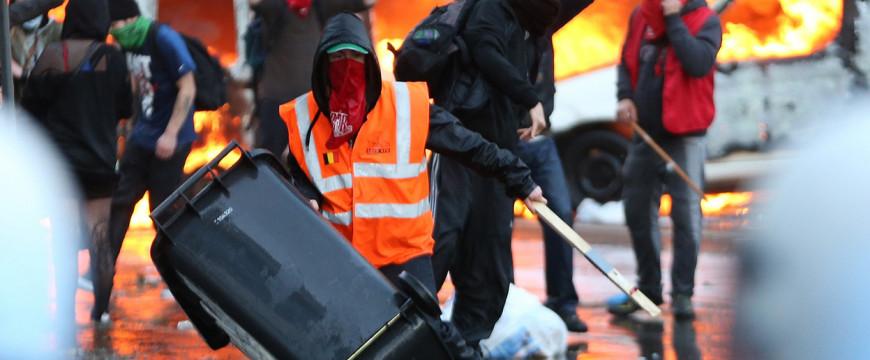 Migráns-ünnep Brüsszelben