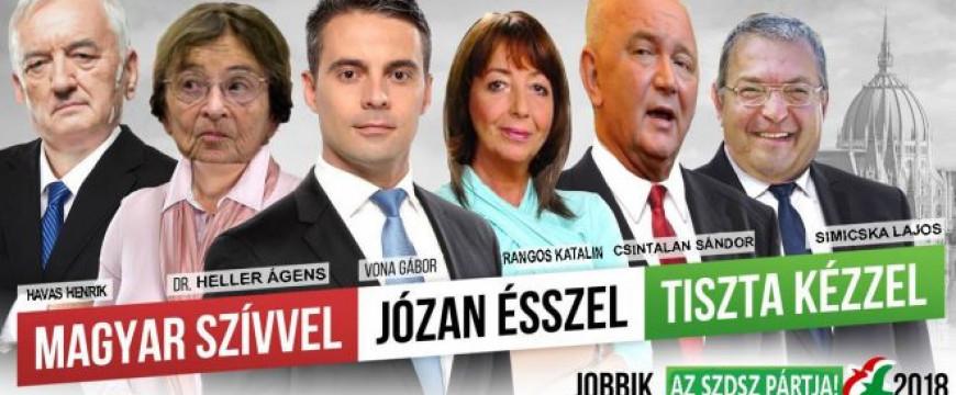 Heller Ágnes végleg megoldja a zsidókérdést