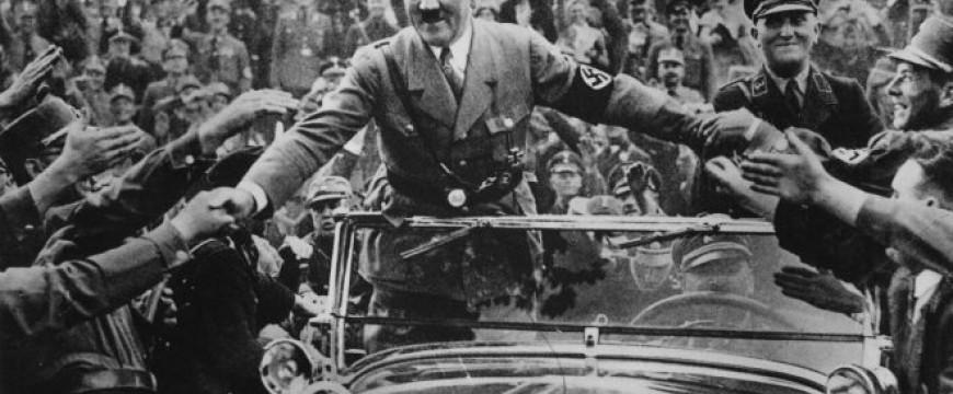 Führer casting az egykori Németországban