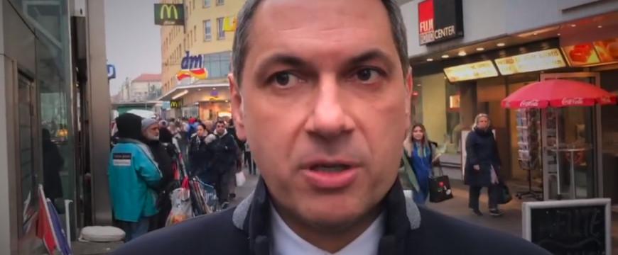 Antidogma - Migránstanya Bécsnek büszke vár(os)a