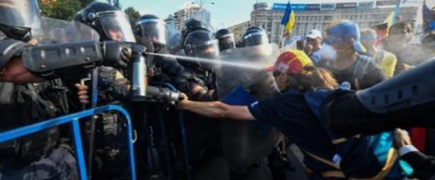 Bukaresti csendőr-attak