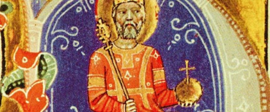 Szent István és a rovásírás