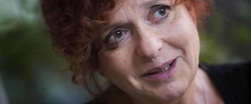 Hernádi Judit: Én nem nyalok be szívesen!