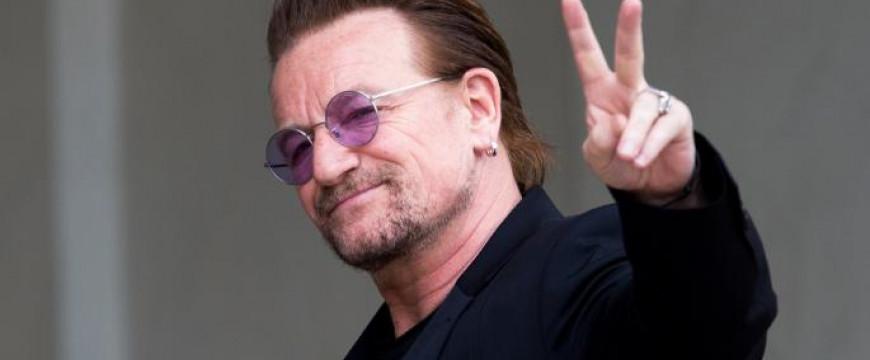 Lehullt A Lepel Ezrt Ment Neki Bono Orbnnak