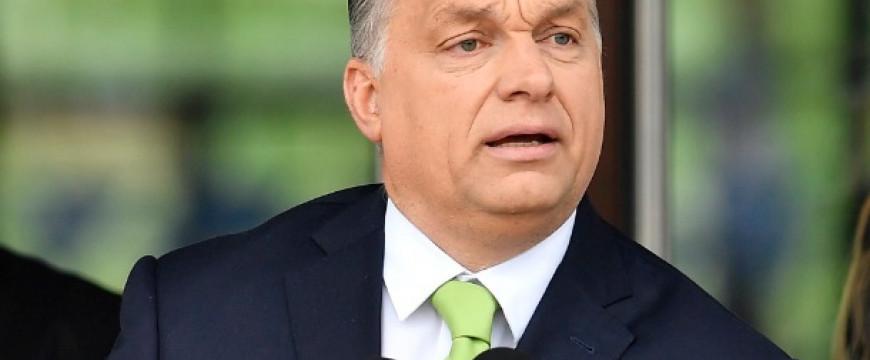 A célkeresztben Orbán Viktor