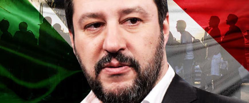 Salvini bevette Olaszországot