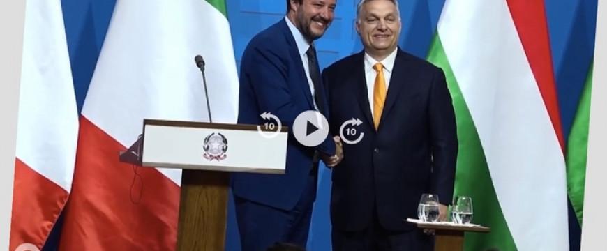 Felháborító támadás Magyarország ellen